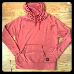 The north face hoodie.